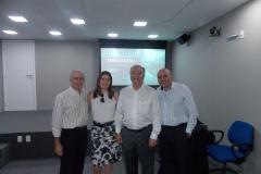 Carlos Artur Rocha, Vérsia Araújo, Delano Gadelha e Edson Amaro