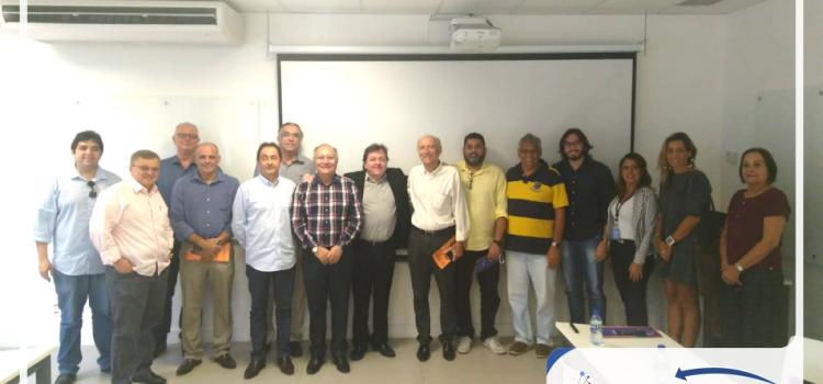 PALESTRA HUB DE TECNOLOGIA DO CEARÁ – ETICE – SENAC REFERENCE EM 27/11/2019 – FOTOS